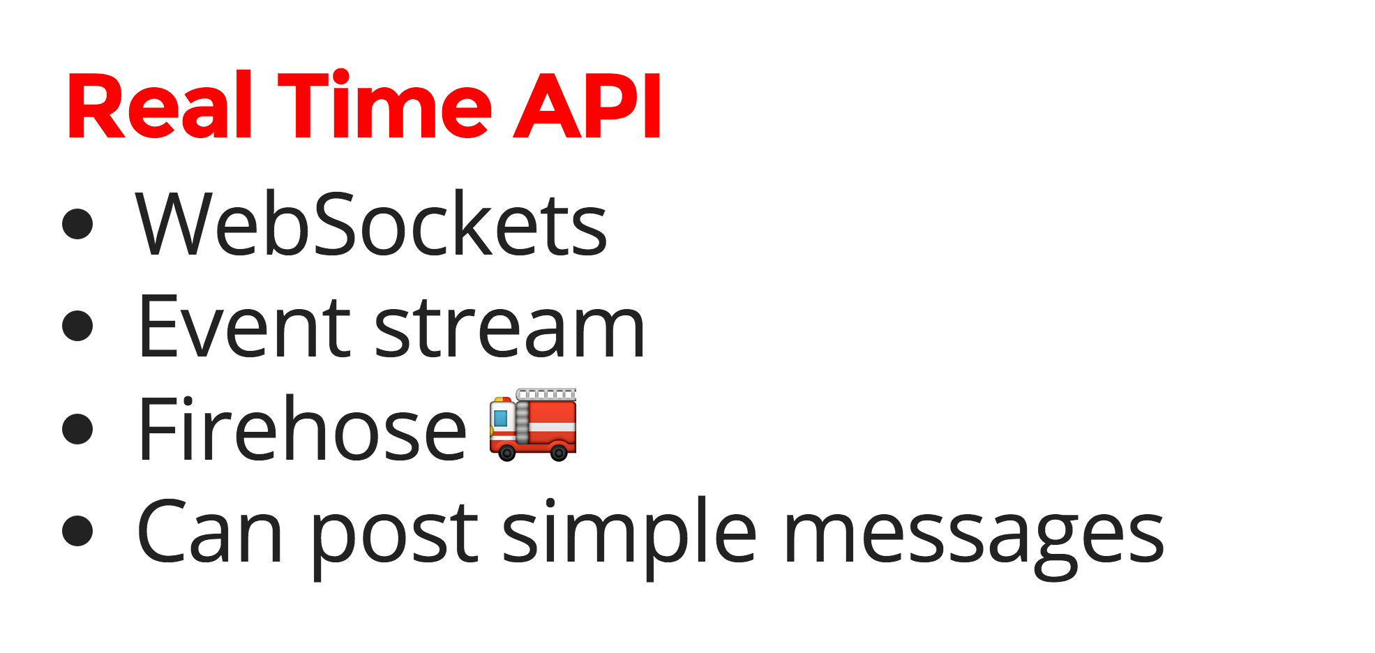 Slack Real Time Messaging API notes