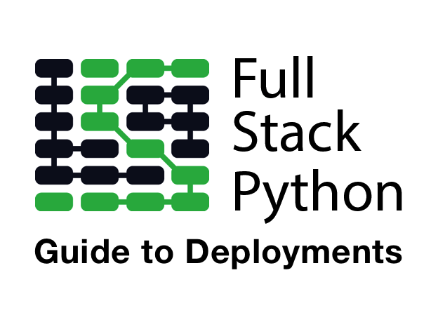Full Stack Python Guide to Deployments logo